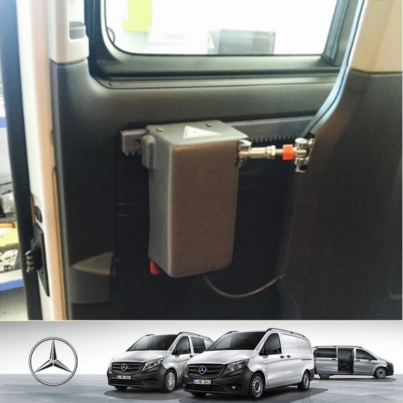 Mercedes Vito Electric Power Automatic Sliding Door Kit