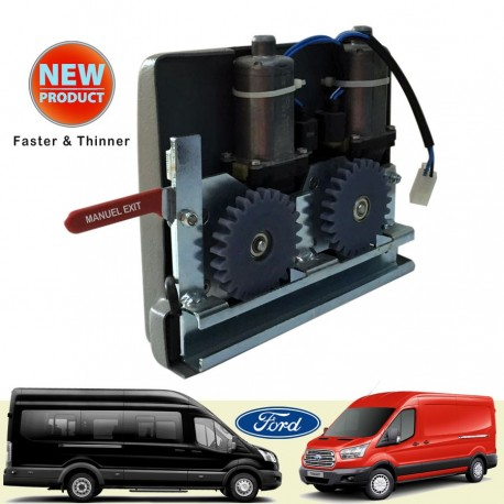 Ford Transit Twin Motored Electric Power Automatic