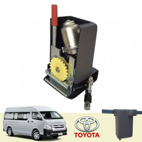 Toyota Hiace Vertical Electric Sliding Door System / Kit  sc 1 st  Modifero & Toyota Hiace electric / power / automatic sliding door kit