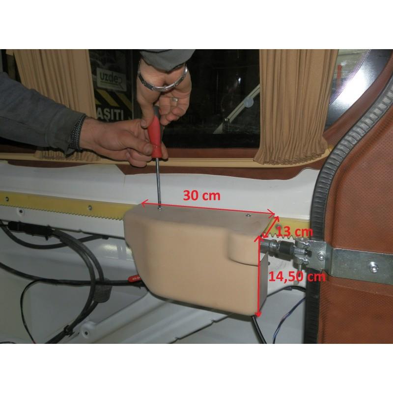 Renault Master Automatic Power Sliding Door Kit