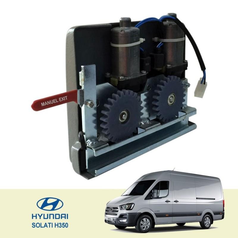Mercedes Sprinter Elektrisch Automatisch Schiebet 252 R Kit