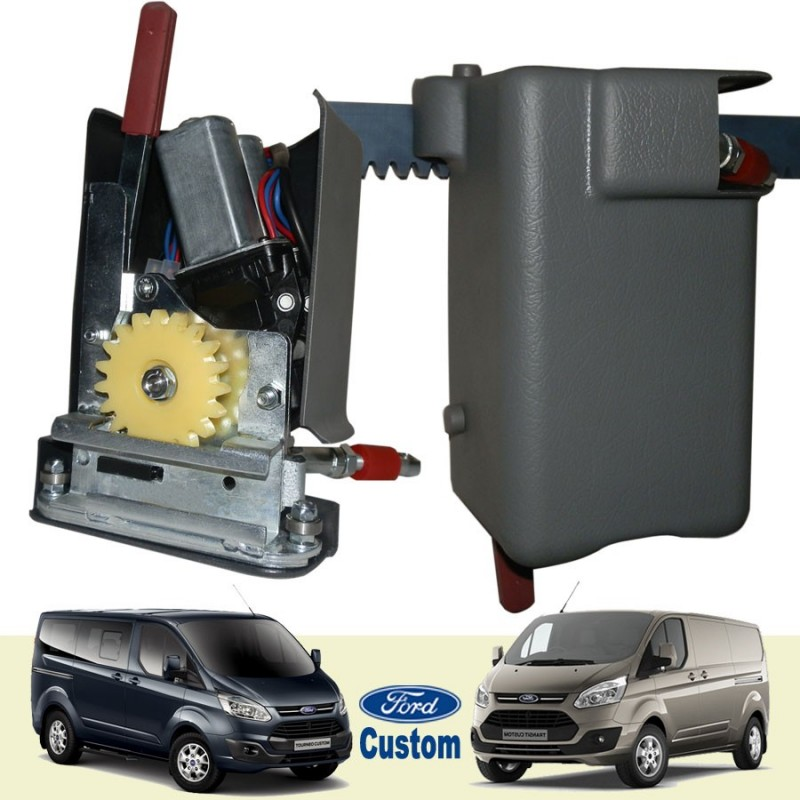 Ford Transit Custom Electric Power Automatic Sliding